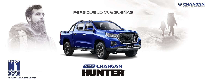 New Hunter 4X2 Luxury MT